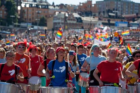 Pride Parade Stockholm 2013 / Prideparaden 2013