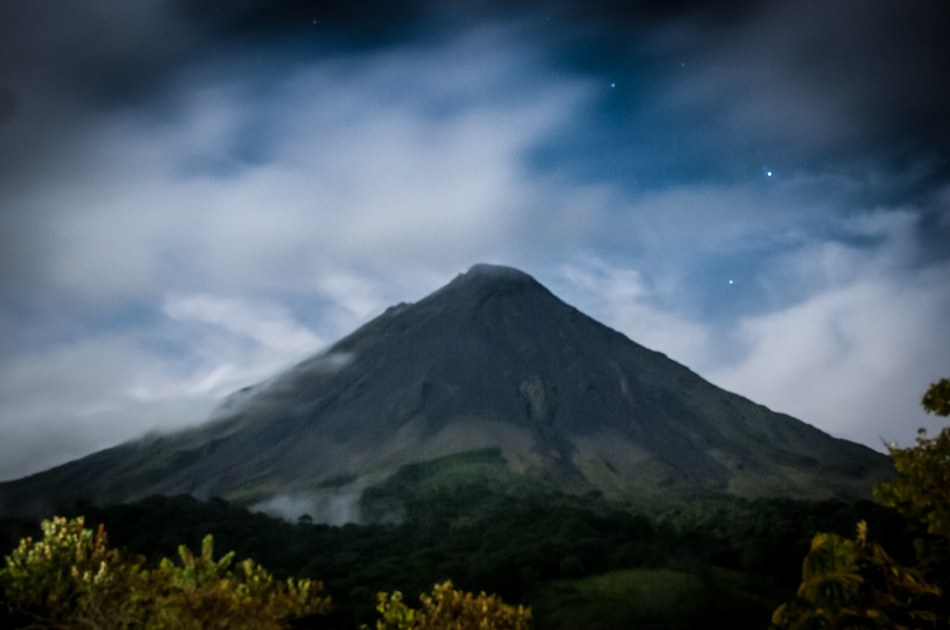 Volcano Arenal-2