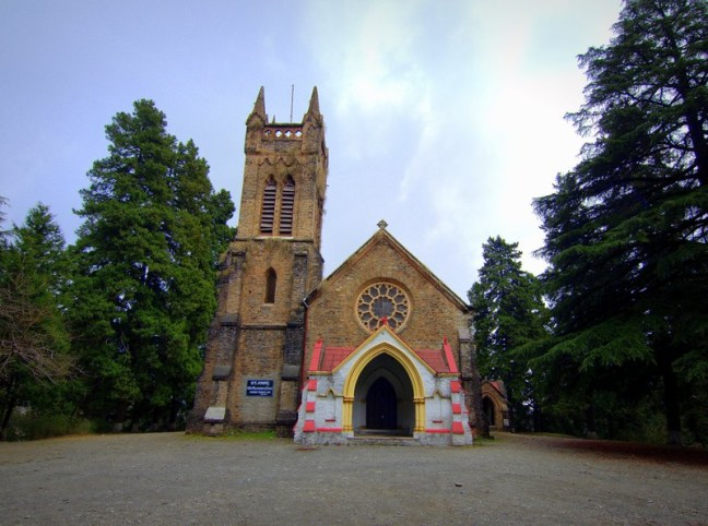 St.John in the Wilderness church, Nainital