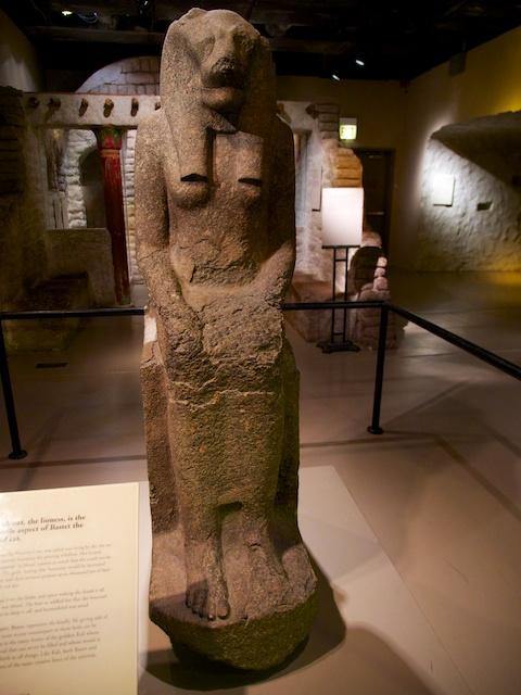 Statue of Sekhmet