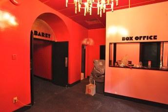 Foyer   The Fox Cabaret