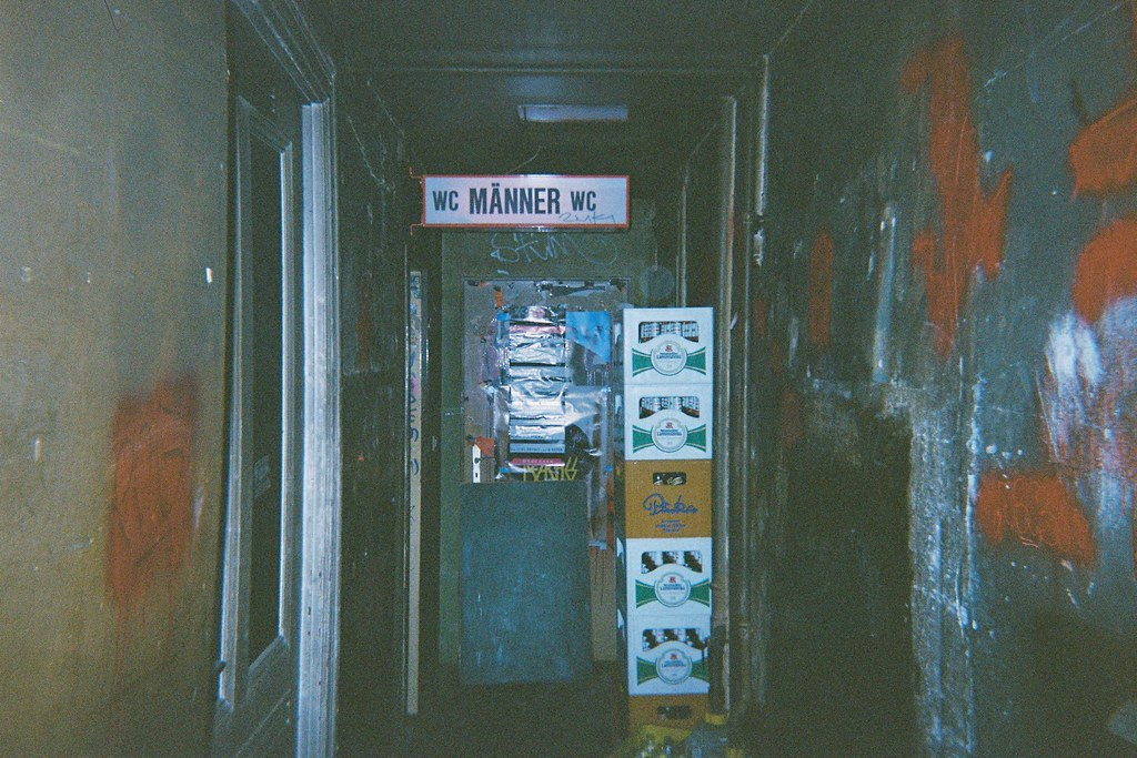 TUUKKA13 - LOST PHOTOS - 35MM DISPOSABLE CAMERA - BERLIN
