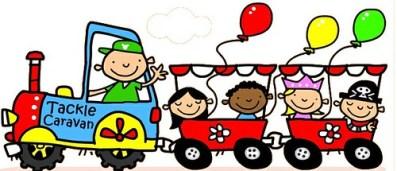 Tackle Caravan Poster 2013