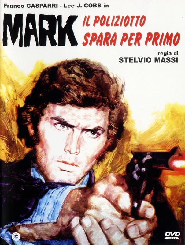 Risultati immagini per Mark il Poliziotto spara per primo