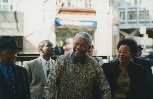 Nelson Mandela, South Africa's anti-apartheid icon dies at age 95