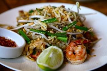 Pad Thai at Maenam