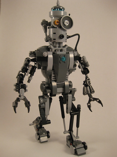 Robot - Walking