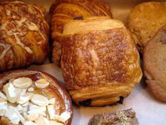 Assorted Bakery Items