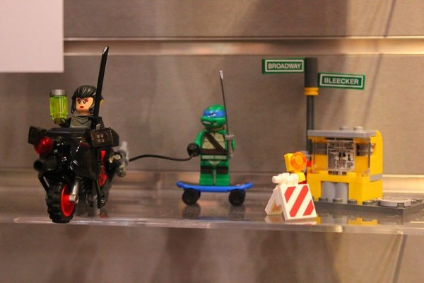LEGO at Toy Fair 2014