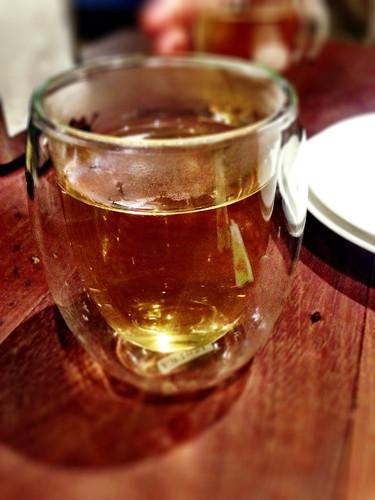 Mr Munchies green tea