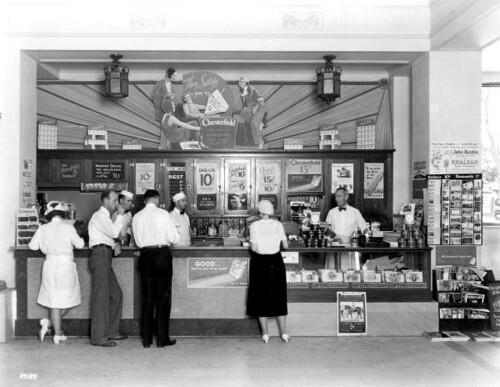 Huntington Soda Shop: Miami, Florida