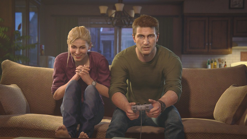 An Uncharted Game Night