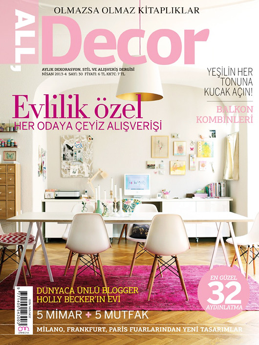 All, Decor - April 2013, TURKEY