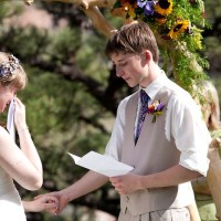 How to write heartfelt, sniffle-worthy wedding vows