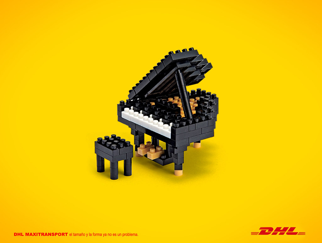 DHL Maxitransport - Lego 2