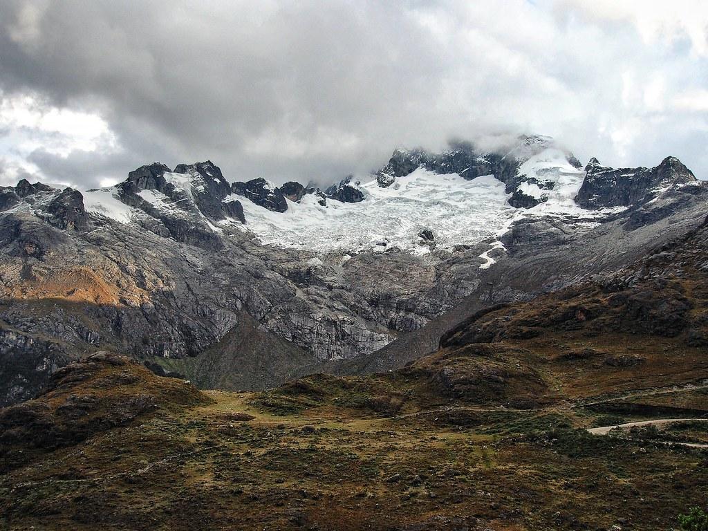 Climb to Portchuelo