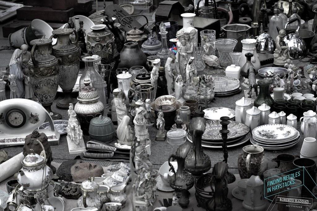 Roberto Haddad Auctions - Finding Needles In Haysticks 3