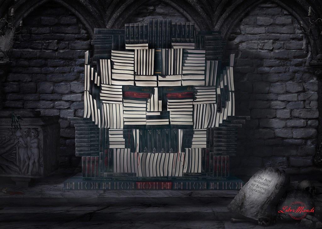 Libri Mundi - The best selection of horror literature 1