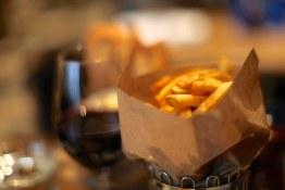 Frites at Tableau Bar Bistro