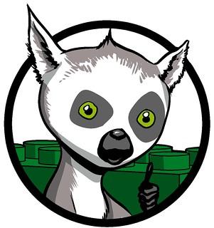 lemur thumbs up