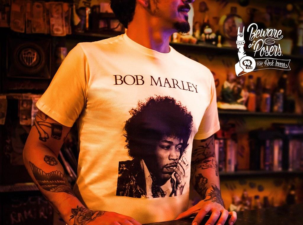 98FM - Bob Marley