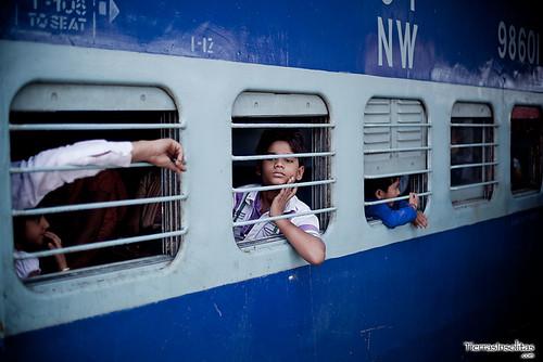 Guía sobre los TRENES en la India
