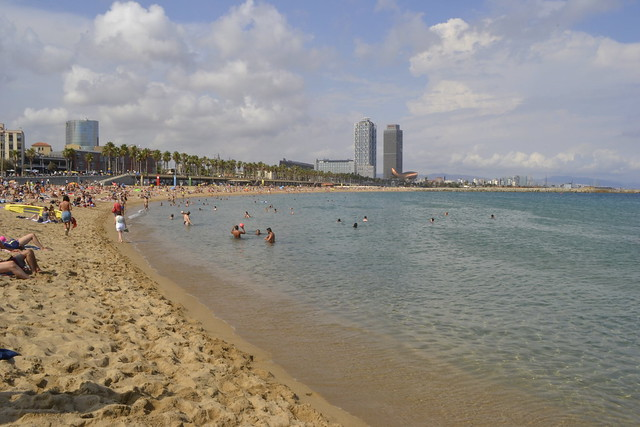 Weekend in Barcelona_Barcelona Beach