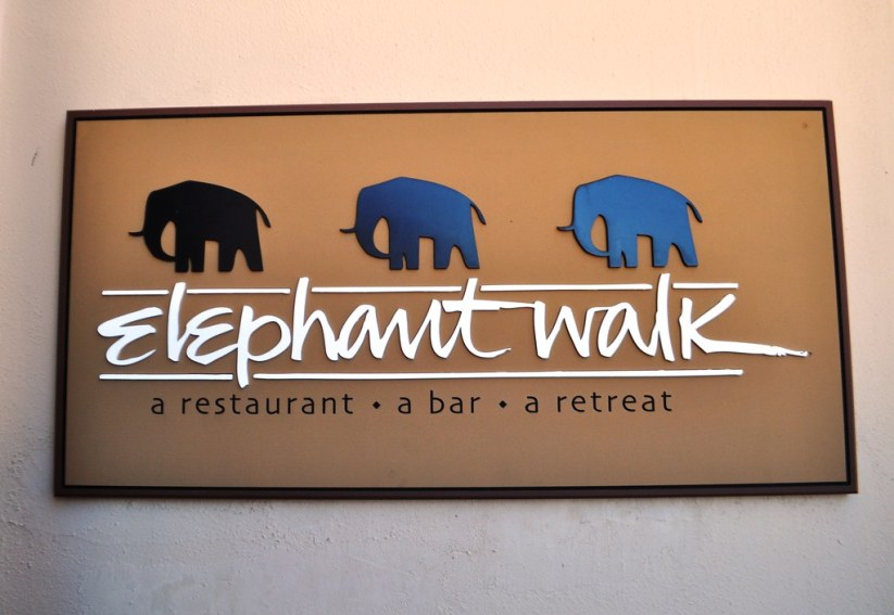 Elephant Walk at Sandestin Golf and Beach Resort, South Walton, Florida, Oct. 25, 2014