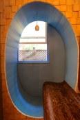 Seuss seat, Greenhorn Espresso Bar