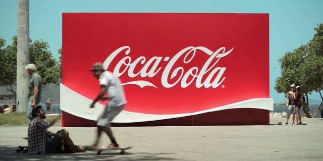 Riding Coke 3