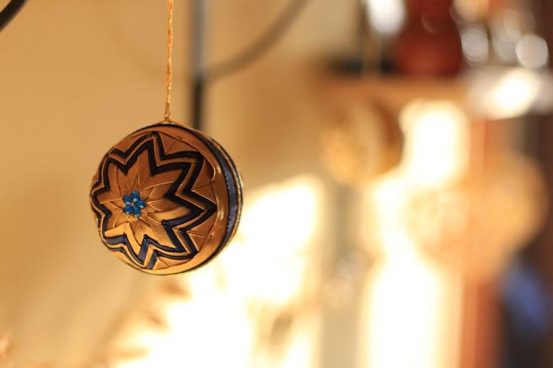 Handmade Christmas decoration