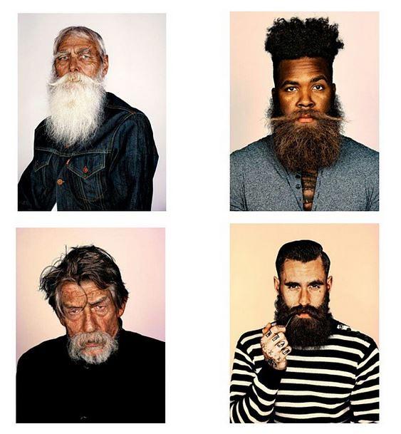 Beards men