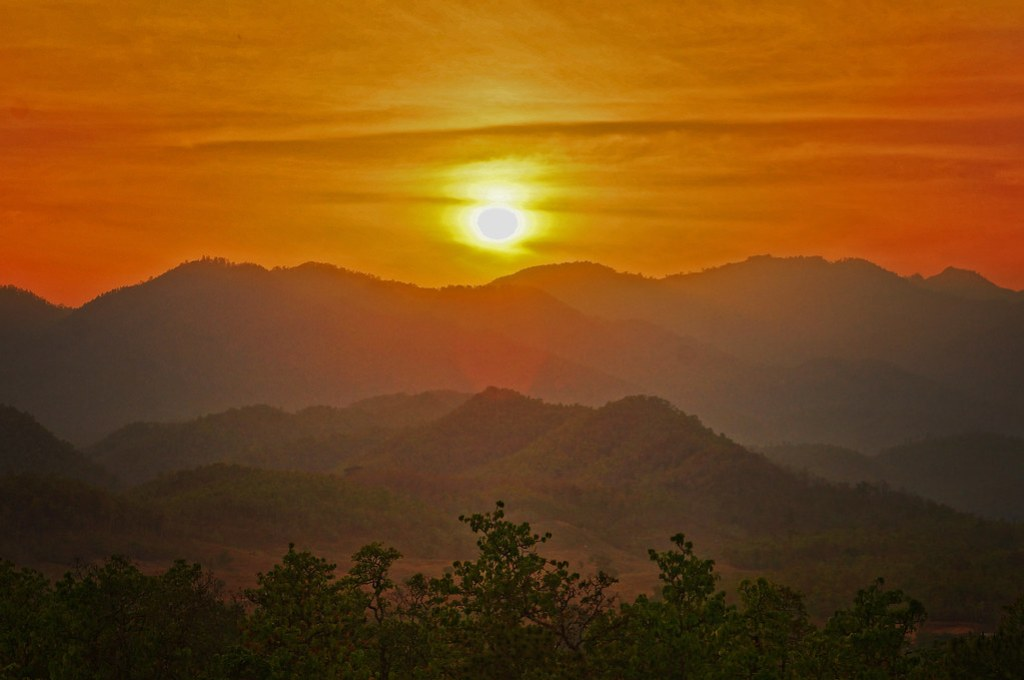 Canyon Pai Thailand