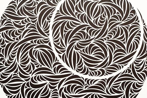 TerraSkin paper - Circle series