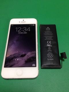 133_iPhone5のバッテリー交換
