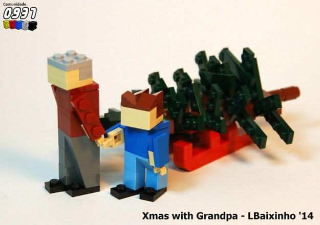 Xmas with Grandpa
