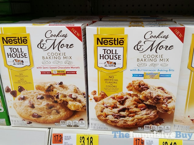 Nestle Toll House Cookies & More