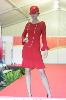 Fire Dress   Red