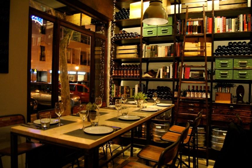Restaurante Buscando el Norte ( Palma)