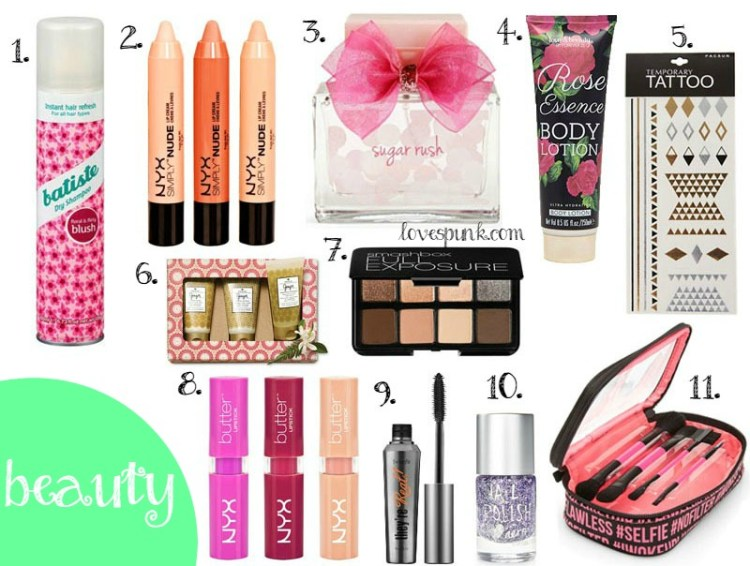 Holiday Gift Guide: Beauty Gifts Under $25!