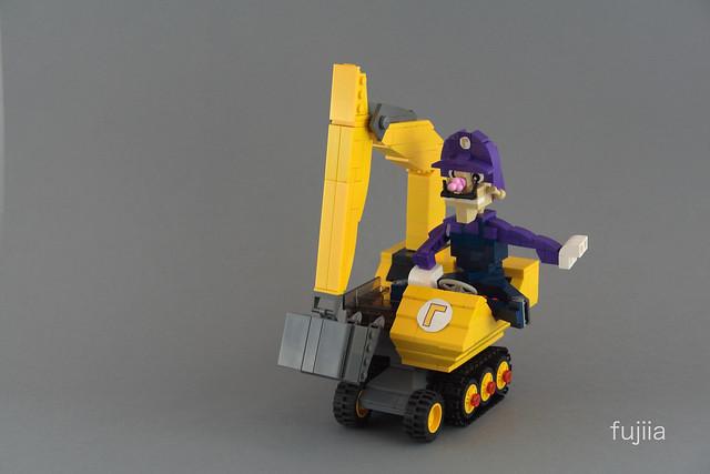 Mario Kart - Waluigi