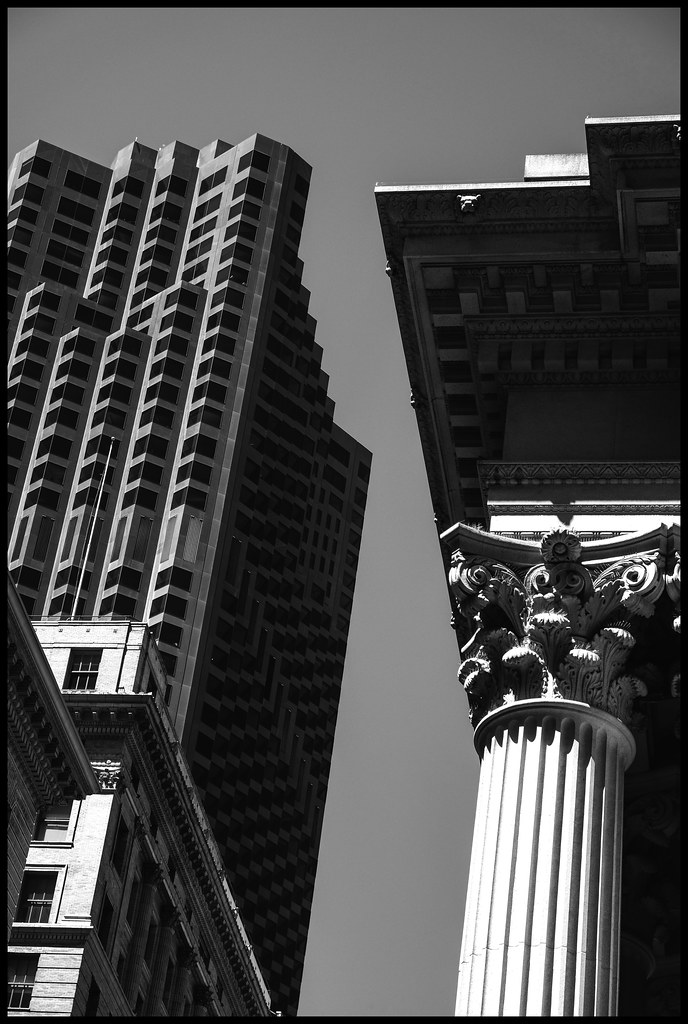 New and Old - San Francisco - 2016