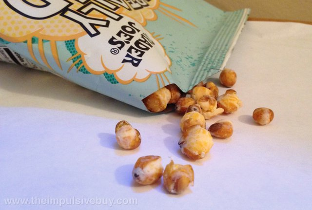 Trader Joe's Partially Popped Popcorn with Butter & Sea Salt Tumble