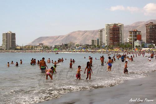 Iquique - Playa Cavancha