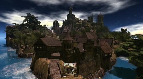 Taure Ru Town