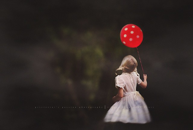 The Red balloon...