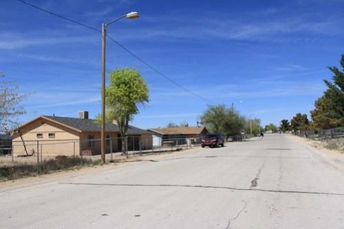Peach Springs and Seligman, Arizona