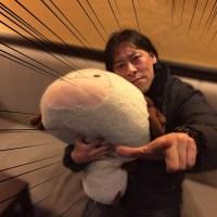 夜の神戸で @donpy さんと密会してきました。(4年連続4回目)