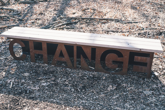 Photo:Change By:Conal Gallagher