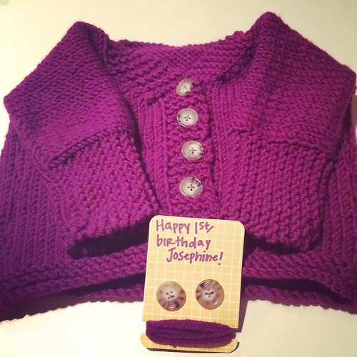 Sweater for Josephine